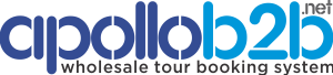 Apollob2b, Wholesale Tour Booking System